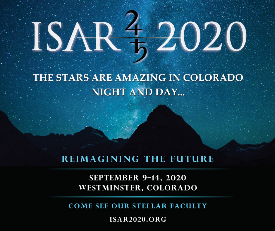 Ray Merriman Workshop at ISAR 2020