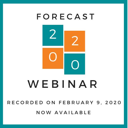 Forecast 2020 Webinar Recording